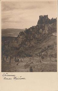 Hričov, zřícenina hradu