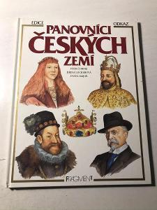 Panovníci českých zemí - Čornej Petr