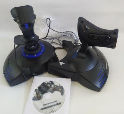 Joystick Thrustmaster T-FLIGHT HOTAS 4 (PS4, PS5, PS4 PRO a PC)