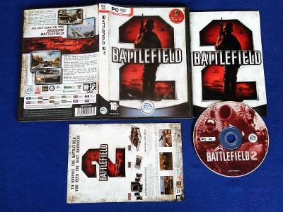 PC - BATTLEFIELD 2 (retro 2005) Top