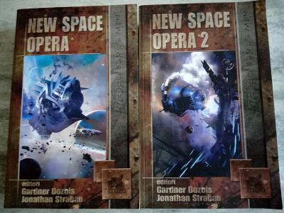 New space opera I, II