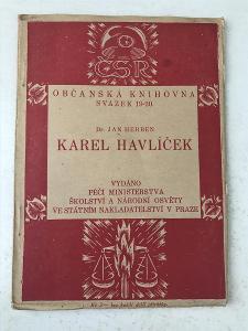 Karel Havlíček - Herben Jan