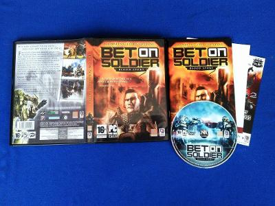 PC - BET ON SOLDIER  BLOOD SPORT (retro 2005) Top