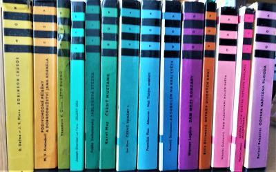 14 knih odvahy a dobrodružství.