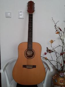 Akustická kytara Rieger-Kloss