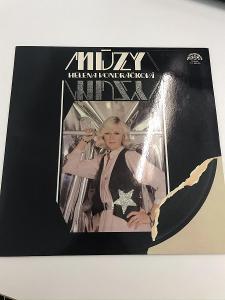 LP Helena Vondráčková – Múzy - Vondráčková Helena
