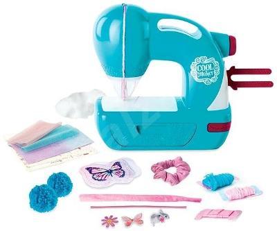 Nefunkční a pouze pro podnikatele: Cool Maker Šicí stroj