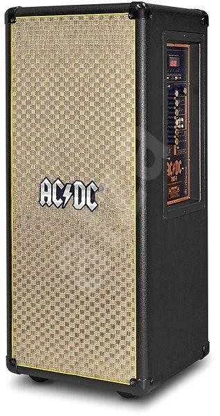 Nefunkční a pouze pro podnikatele: Bluetooth reproduktor AC/DC TNT 1