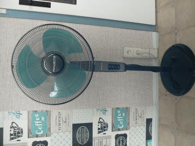 Stojanový ventilátor Rowenta (za 1/2 ceny)