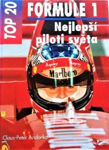 5 knih o Formuli 1 a motorismu