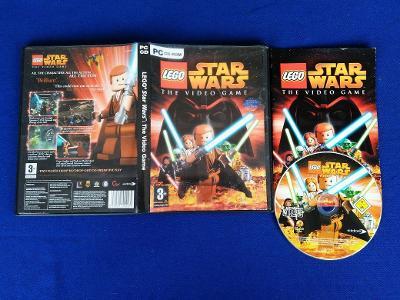 PC - LEGO STAR WARS THE VIDEO GAME EPIZODE 1,2,3 (retro 2005) Top