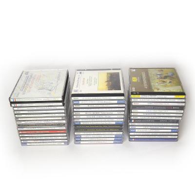41ks titulů s vážnou hudbou na hudebních nosičích CD #1