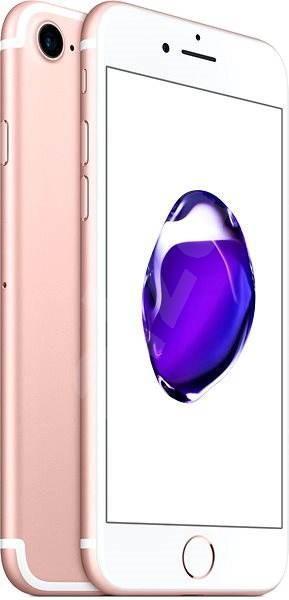 Nefunkční a pouze pro podnikatele: telefon iPhone 7 32GB Růžově zlatý