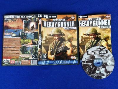 PC - HEAVY GUNNER VIETNAM  (retro 2004) Top