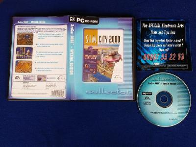 PC - SIM CITY 2000 SPECIAL EDITION (retro 1998) Top