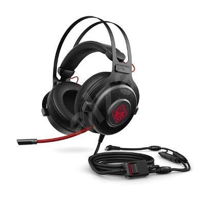 Nefunkční a pouze pro podnikatele: Herní sluchátka OMEN by HP 800