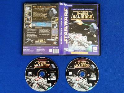 PC - STAR WARS X-WING ALLIANCE (retro 2001) Top