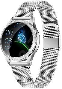 Nefunkční a pouze pro podnikatele:  ARMODD Candywatch Crystal stříbrná