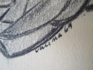 abstrakce - kresba