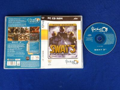 PC - SWAT 3 ELITE EDITION (retro 2000) Top