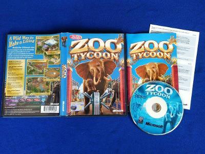 PC - ZOO TYCOON (retro 2001) Top