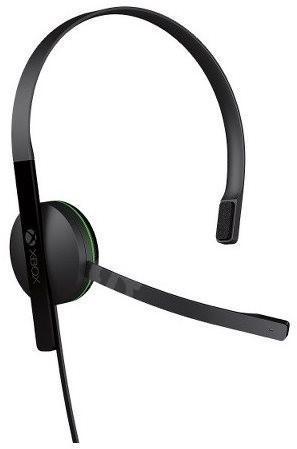 Nefunkční a pouze pro podnikatele: Herní sluchátka Xbox One Chat