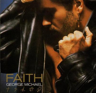 CD George Michael - Faith