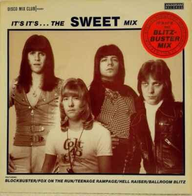 Sweet - It's It's... The Sweet Mix, 1984 EX