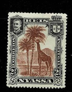 Nyassa 1901 Mi 27 - Nr. 122