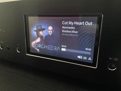Síťový přehrávač Cambridge Audio Azur 851N