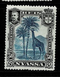 Nyassa 1901 Mi 33 - Nr. 122