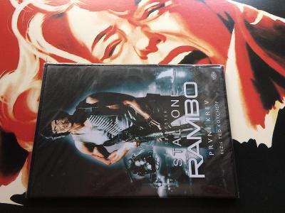 DVD RAMBO – zabalená tenká krabička