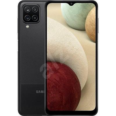 Nefunkční a pouze pro podnikatele: Samsung Galaxy A12 128GB černá