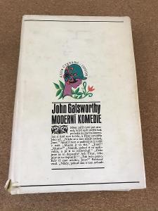 Moderní komedie - Galsworthy John