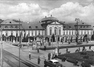 Bratislava, Dům pionýrů a mládeže Kl.Gottwalda