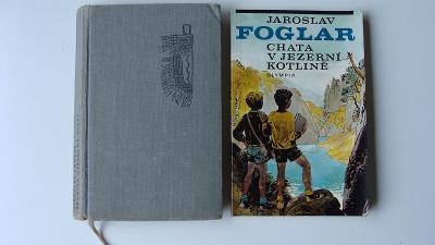 J.FOGLAR - KRONIKA ZTRACENÉ STOPY 1967 + CHATA V JEZ.KOTLINĚ (JJ07)