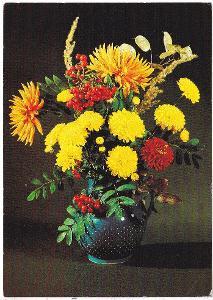 Německo - květiny