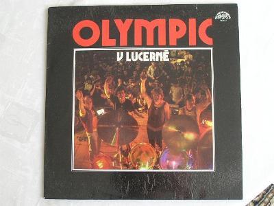 LP Olympic v Lucerně1982