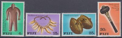 ** Fiji Mi.379-82 Ruční práce