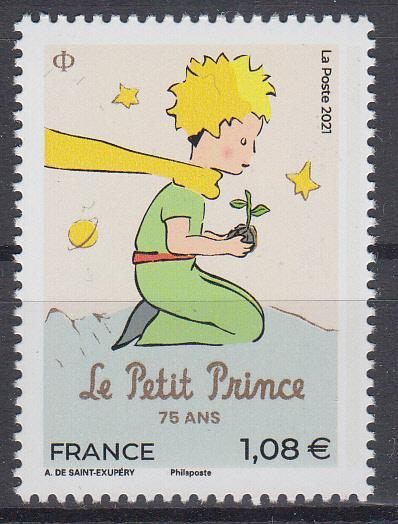 ** Francie Mi.7872 75 let Malého prince