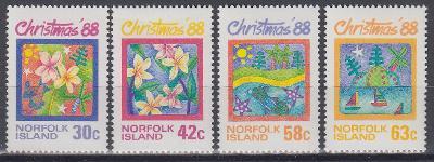 ** Norfolk Mi.443-46 Malby S.Pearsonová