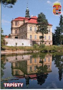 Trpísty (Tachov), zámek, erb