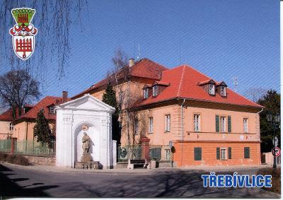 Třebívlice (Litoměřice), zámek