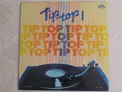 LP Tip Top I Vondráčková Gott Olympic Rotrová Zagorová Turbo Holanová