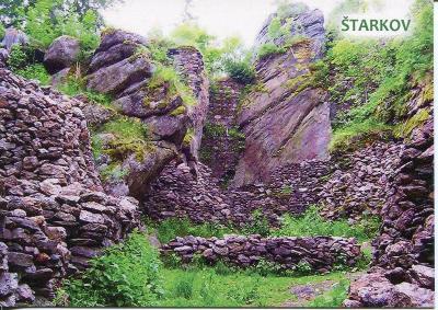 Štarkov (Žďár nad Sázavou), hrad