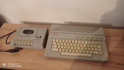 Atari 800XE + Atari XC12