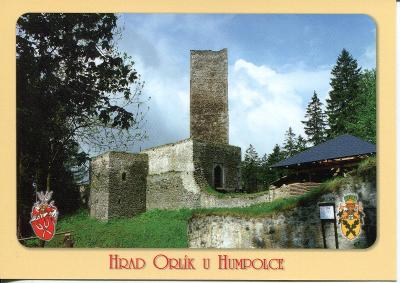 Orlík u Humpolce (Pelhřimov), hrad