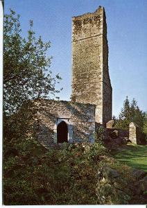 Orlík u Humpolce (Pelhřimov), hrad 2
