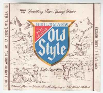USA Heileman Brg - La Crosse 334