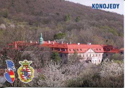 Konojedy (Litoměřice), zámek